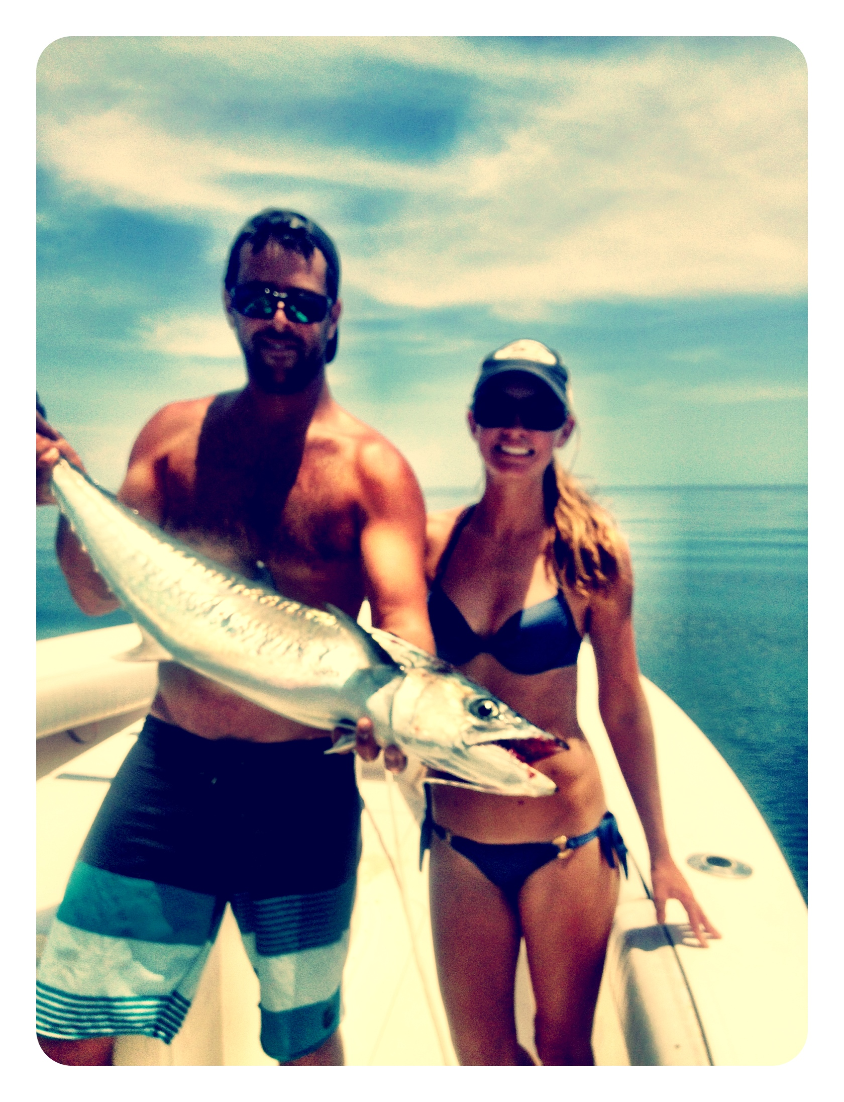 Kingfish, Deep sea fishing charter