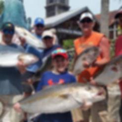 Florida deep sea and inshore fishing charters Madeira Beach