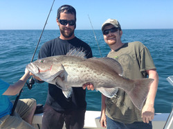 Fishing charters Johns Pass, florida