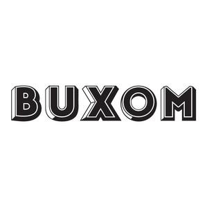 Buxom Cosmetics Logo Design