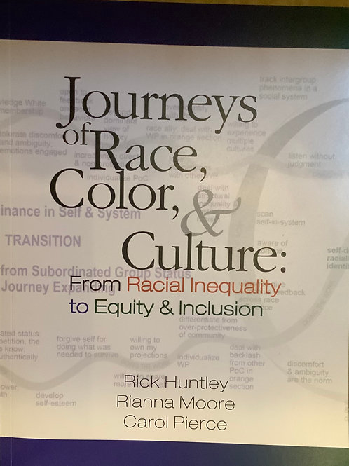 Journeys of race color and culture