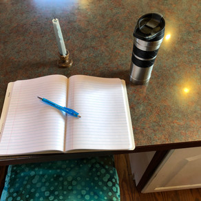 Proprioceptive Writing