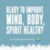 Improve Mind, Body, Spirit at Hope Springs Institute CALL Program