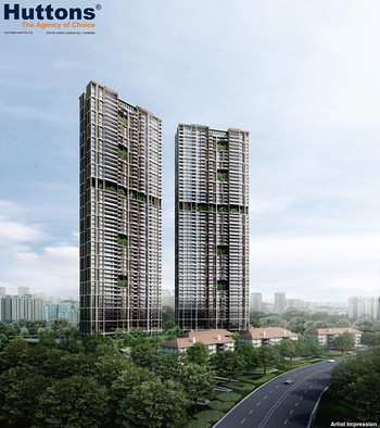56-storey Towers