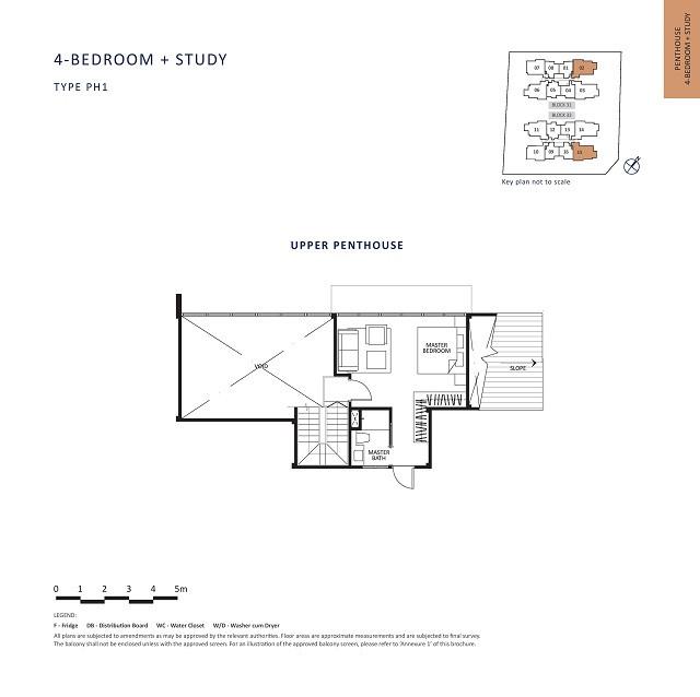 4 Bedroom + Study PH (2)