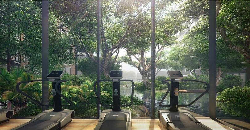 Park Colonial Gym