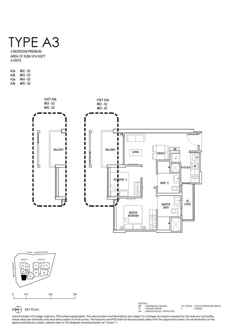 Lattice One 2 Bedroom Premium