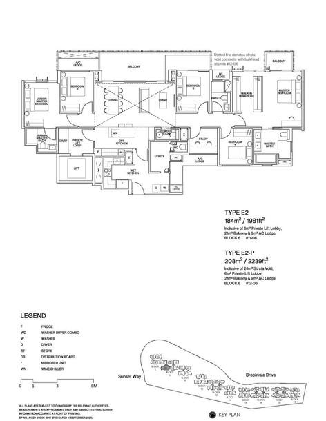 Ki Residences 5-Bedroom Study Private Li