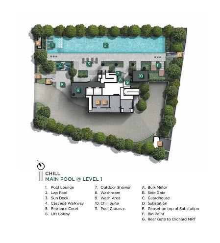 3 Cuscaden 1st Level Side Plan