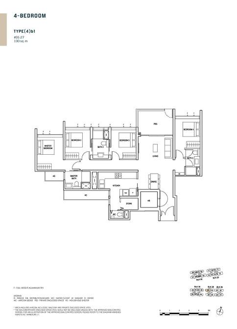 Penrose 4-Bedroom