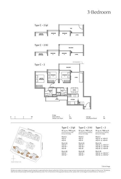 Royalgreen 3-Bedroom