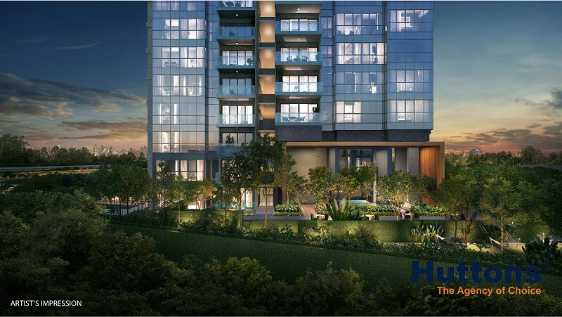 Wilshire Residences Facilities Deck