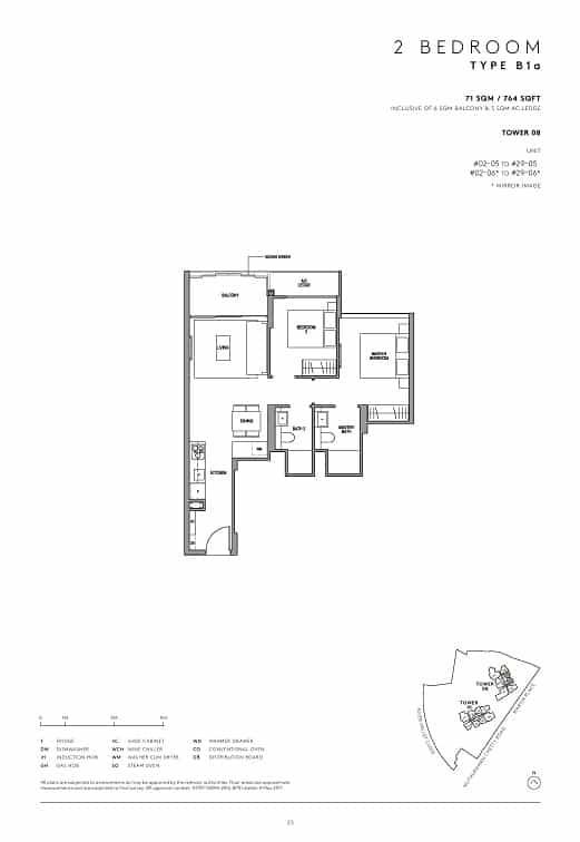 Martin Modern 2-Bedroom