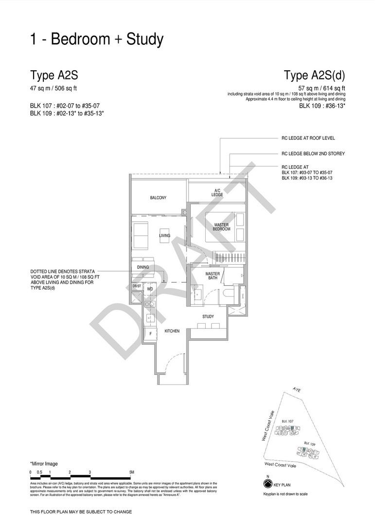 Whistler Grand 1 Bedroom + Study