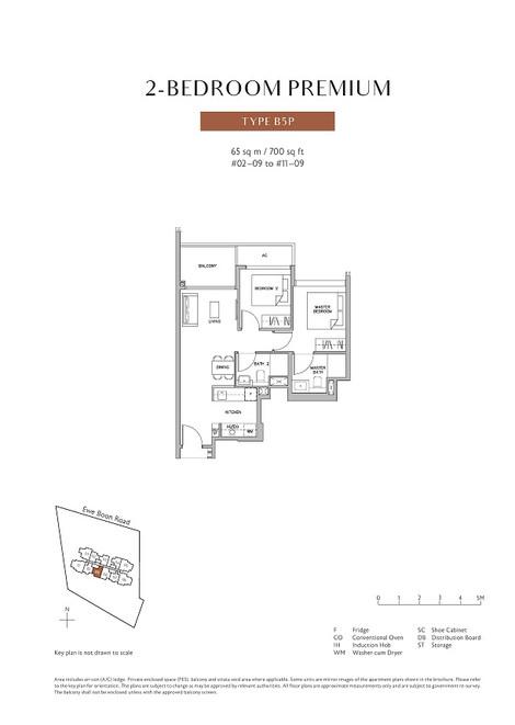 Juniper Hill 2 Bedroom Type B5P