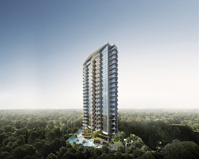 Coastline Residences Tower
