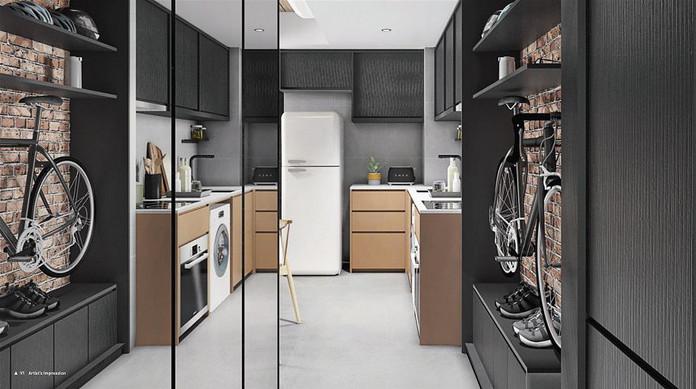 NoMa - Unit Foyer Storage.jpg