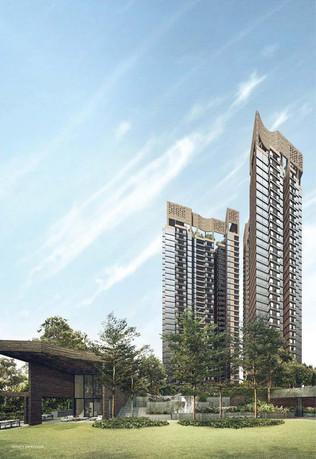 Martin Modern Towers