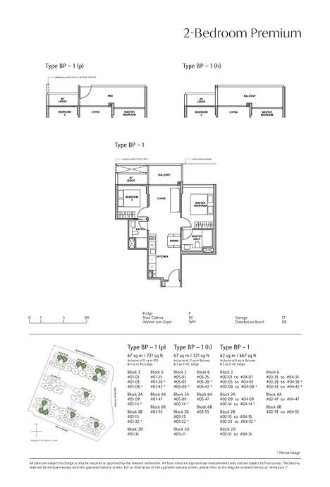 Royalgreen 2-Bedroom Premium