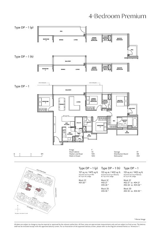 Royalgreen 4-Bedroom Premium