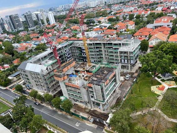 Meyerhouse Construction Progress
