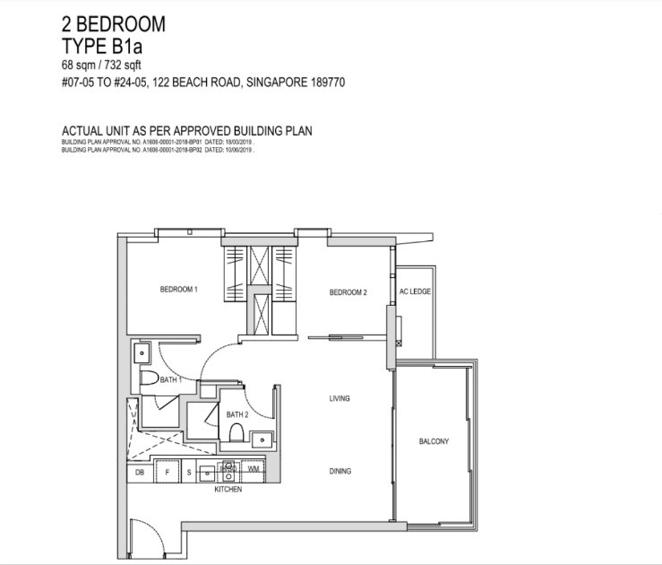 Midtown Bay 2-Bedroom