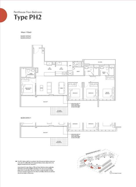 Affinity At Serangoon 4Br Penthouse