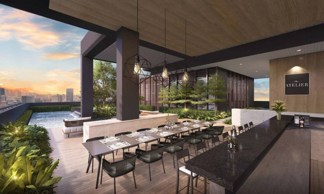 The Atelier - Epicure Dining