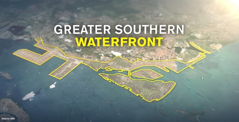 Greater Southern Waterfront