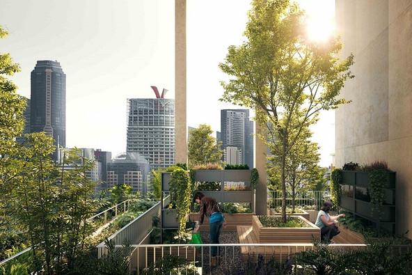 One PearL Bank Sky Garden