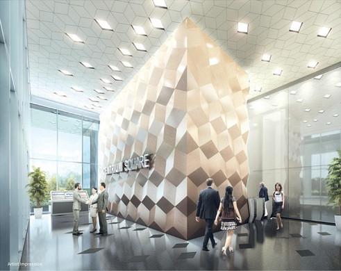 Office Lift Lobby