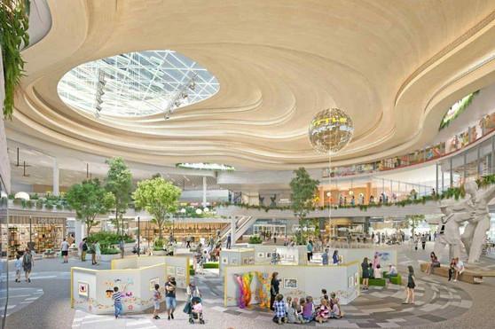 Sengkang Grand Residences retail mall.jp