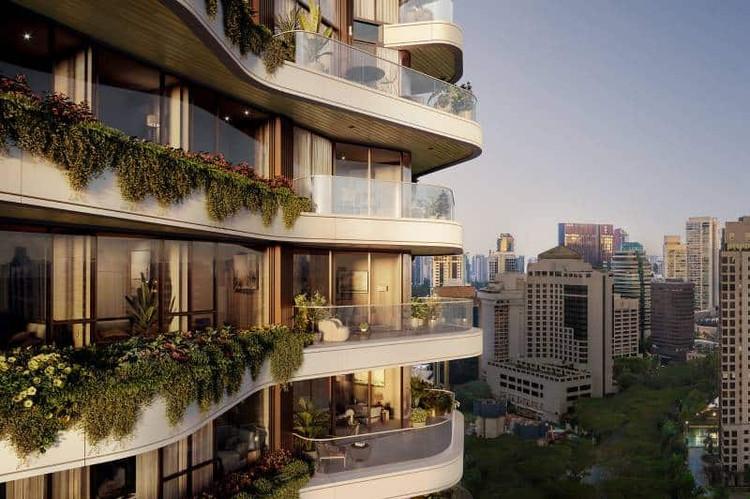 Park Nova - View from the balcony