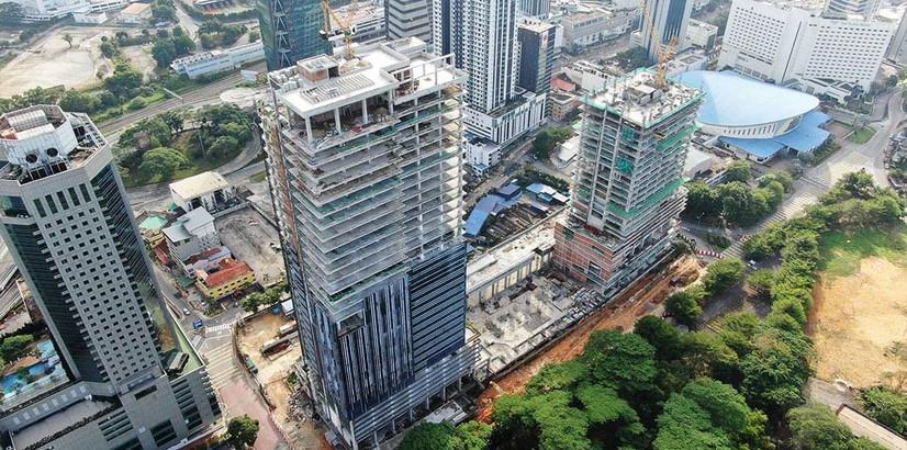 Coronation Square - Construction Feb 202