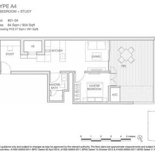 Lloyd 65 Type A4 - 1 Bedroom