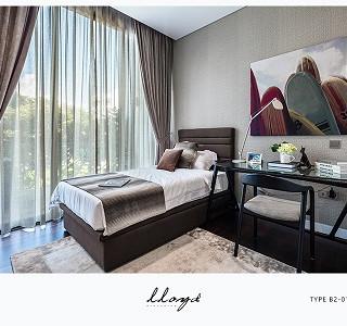 Lloyd 65 Bedroom