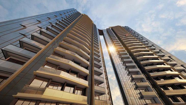 Perfect Ten Facade -  Freehold Condominium