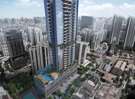 Verticus 维雅轩 condominium review