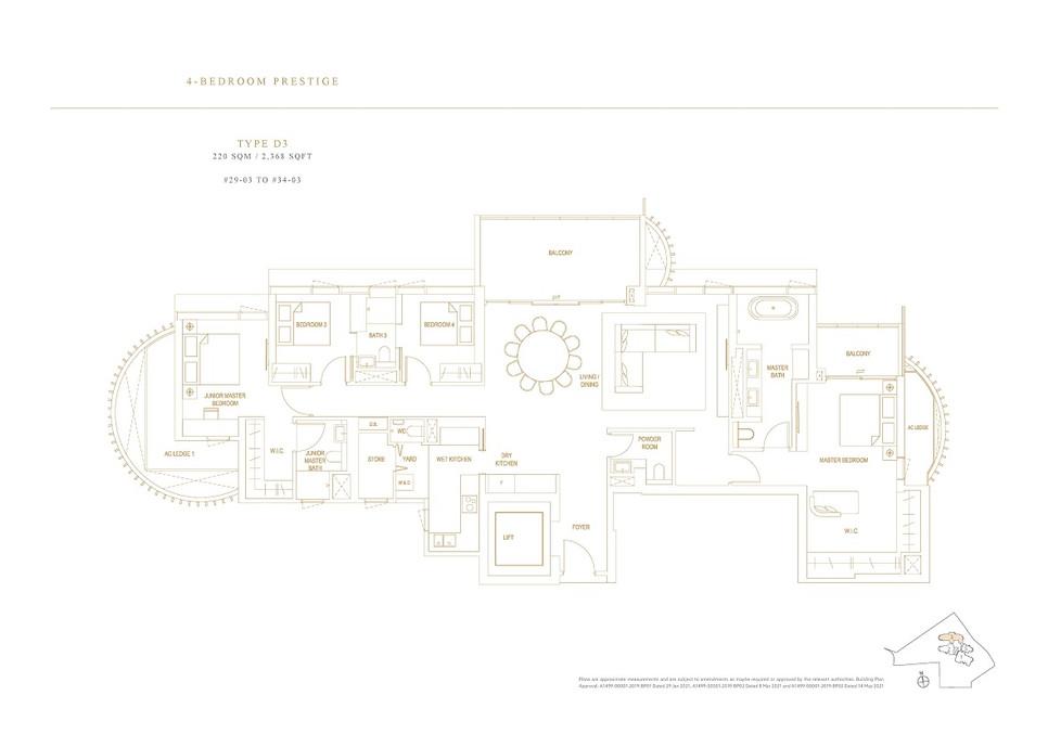 Klimt Cairnhill 4Br Prestige
