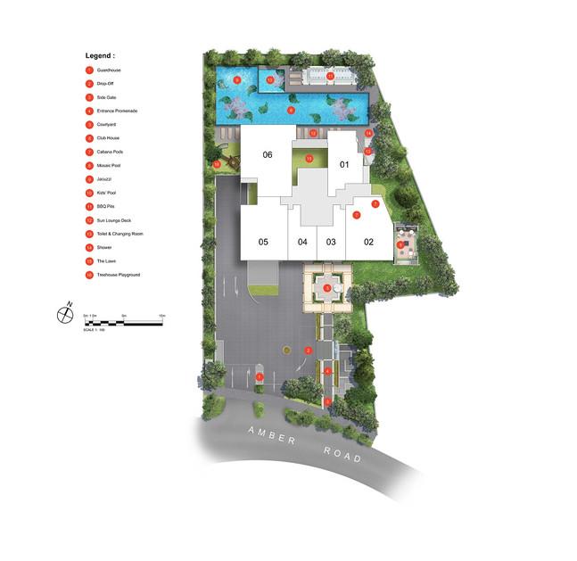 Nyon Site Plan