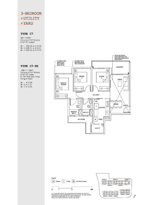 Parc Canberra Unit 3Br + Utility + Yard