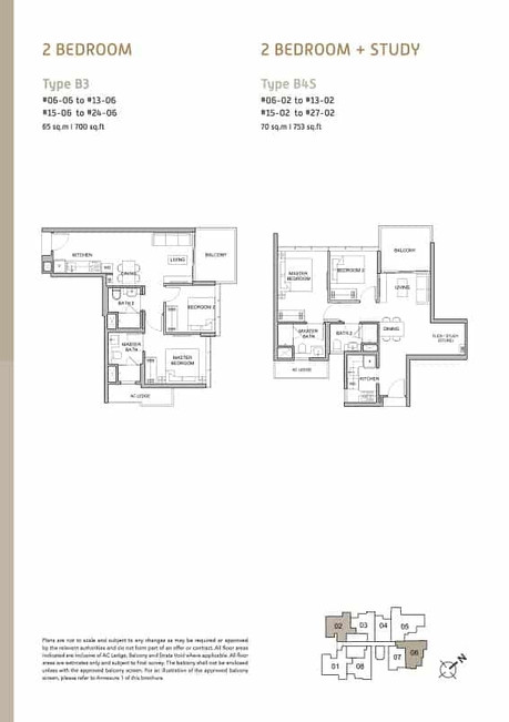 Verticus condo 2-Bedroom
