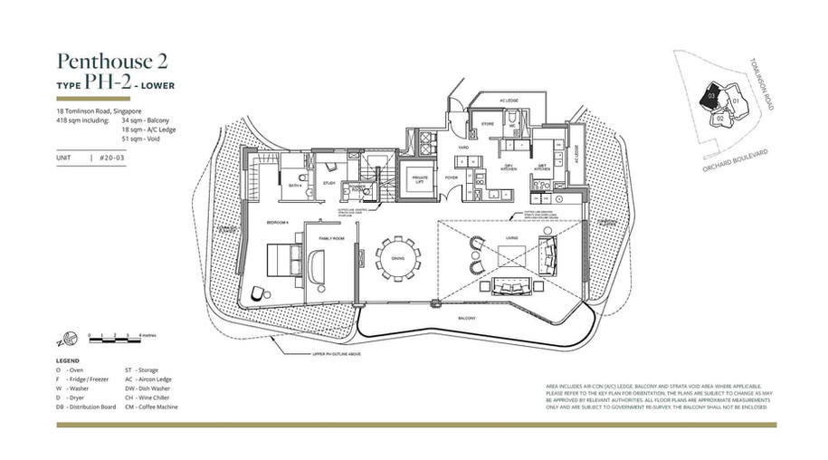 Park Nova Junior Penthouse