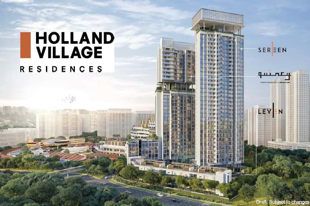 One Holland Village plan