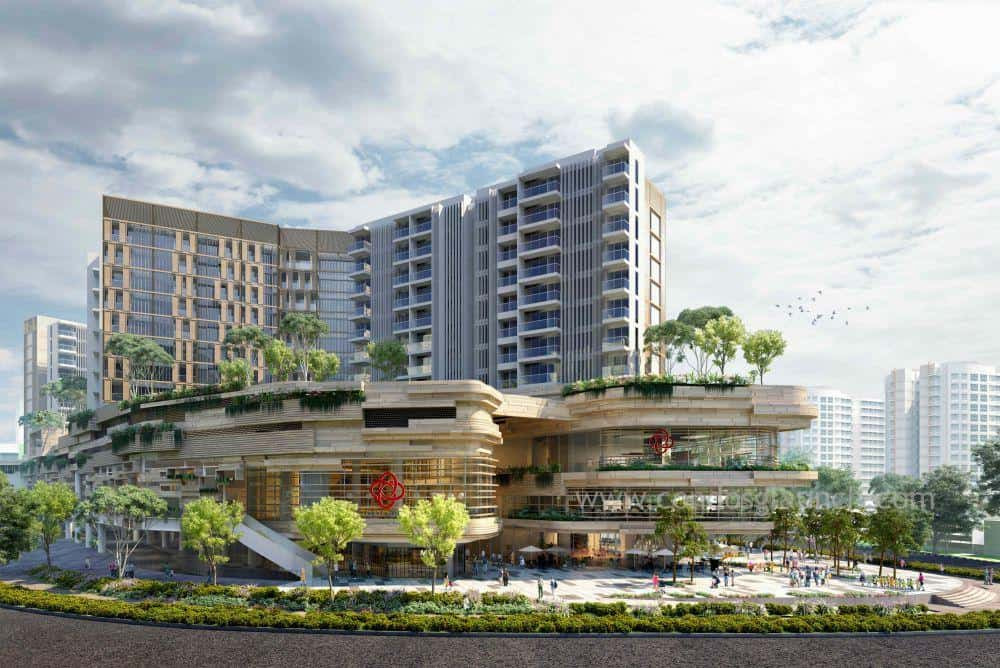Sengkang Grand Residences community club