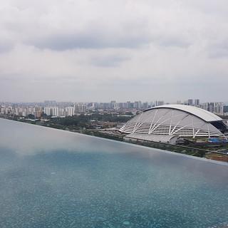 National stadium view
