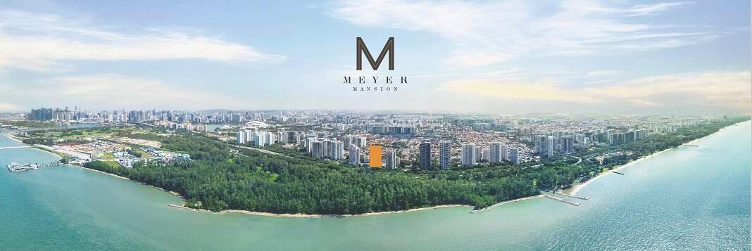 Meyer Mansion Aerial View