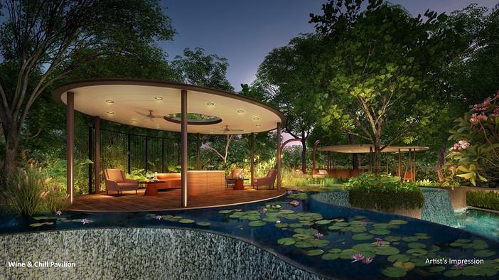 Wine & Chill Pavilion