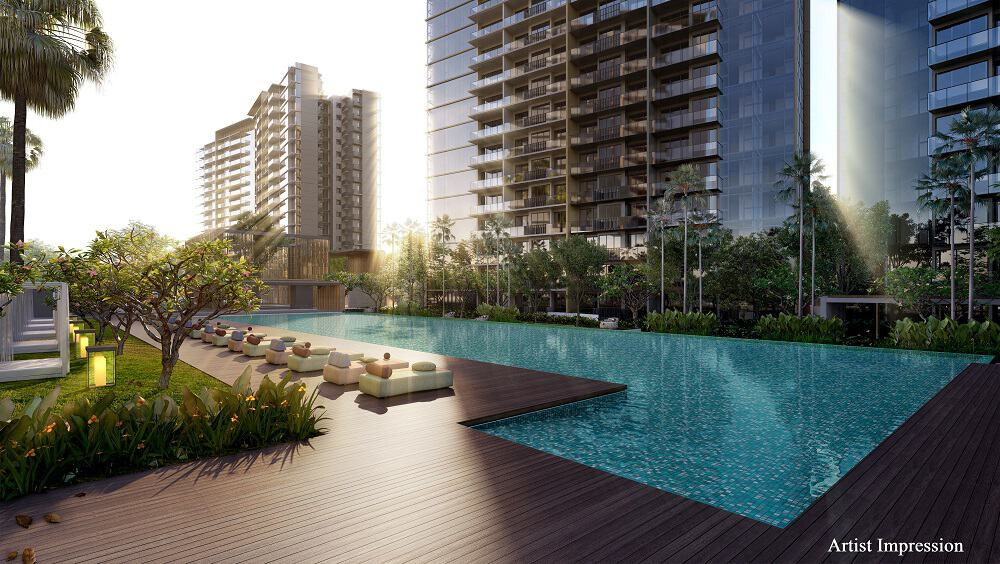 Parc Esta Lap Pool
