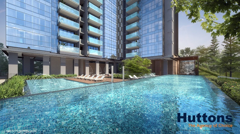 Wilshire Residences Main Pool